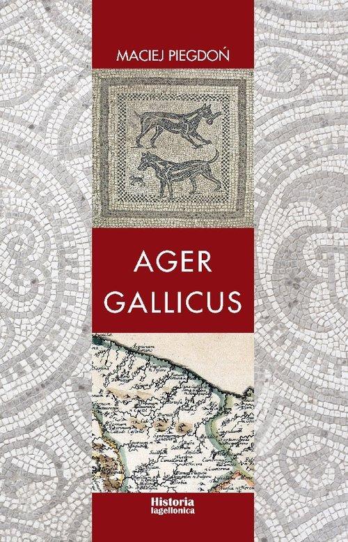 Ager Gallicus. Polityka Republiki - okładka książki
