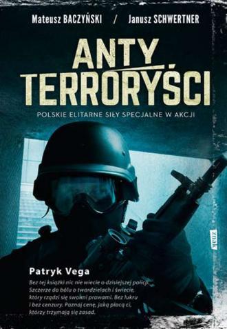Antyterroryści. Polskie elitarne - okładka książki
