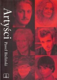 Artyści - okładka książki