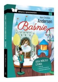 Baśnie Andersen (z opracowaniem) - okładka podręcznika