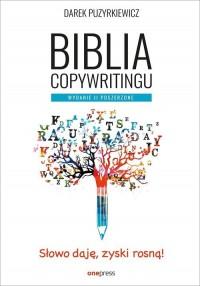 Biblia copywritingu. Wydanie II - okładka książki