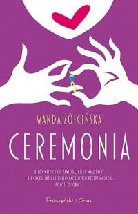 Ceremonia - okładka książki