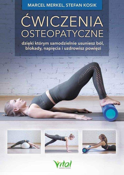 Ćwiczenia osteopatyczne, dzięki - okładka książki