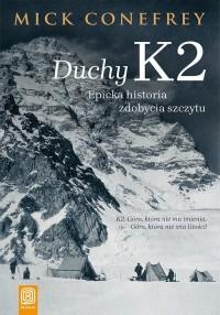 Duchy K2. Epicka historia zdobycia - okładka książki