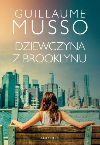Dziewczyna z Brooklynu - okładka książki