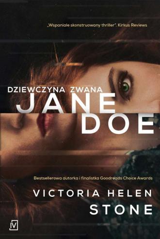 Dziewczyna zwana Jane Doe - okładka książki