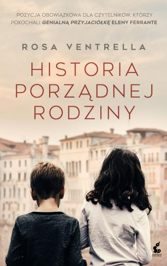 Historia porządnej rodziny - okładka książki