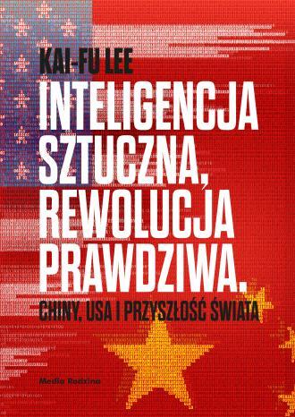 Inteligencja sztuczna, rewolucja - okładka książki