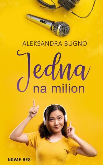 Jedna na milion - okładka książki