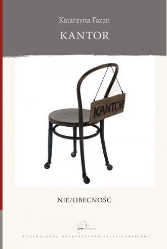 Kantor. Nie/Obecność - okładka książki