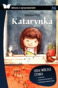 Katarynka (z opracowaniem) - okładka podręcznika
