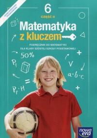 Matematyka z kluczem. Klasa 6. - okładka podręcznika