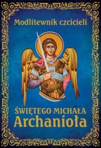Modlitewnik czcicieli św. Michała - okładka książki