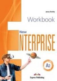 New Enterprise A2 WB & Exam Skills - okładka podręcznika