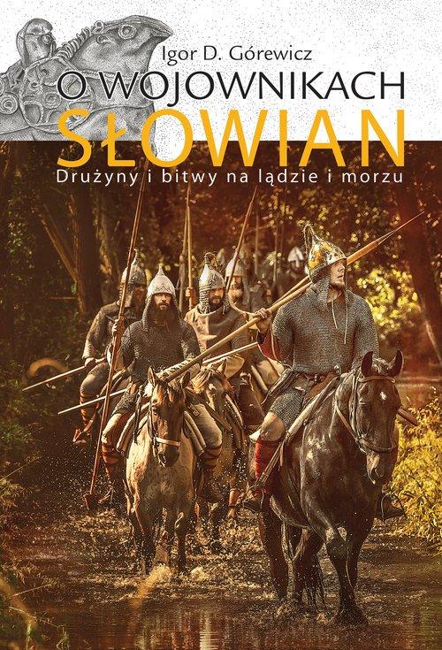 O wojownikach Słowian - okładka książki