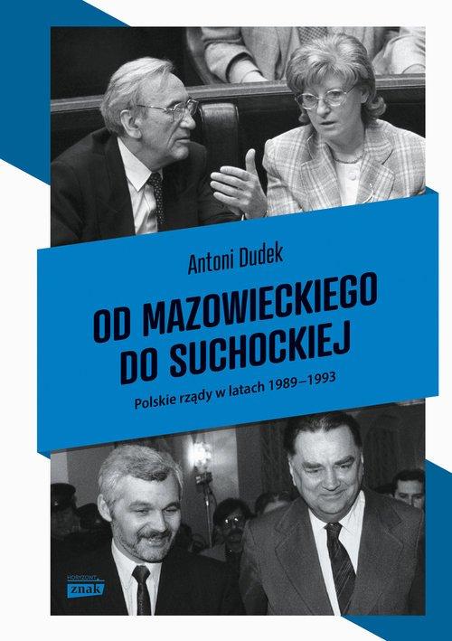 Od Mazowieckiego do Suchockiej - okładka książki