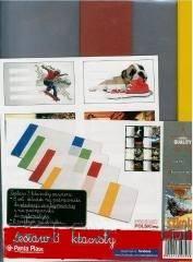 Okładki zestaw 3-klasisty - zdjęcie produktu