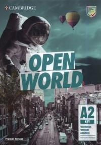 Open World Key Workbook without - okładka podręcznika