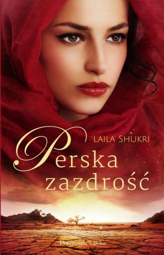 Perska zazdrość - okładka książki