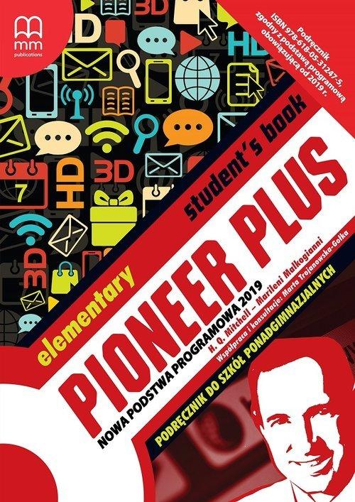 Pioneer Plus Elementary Students - okładka podręcznika