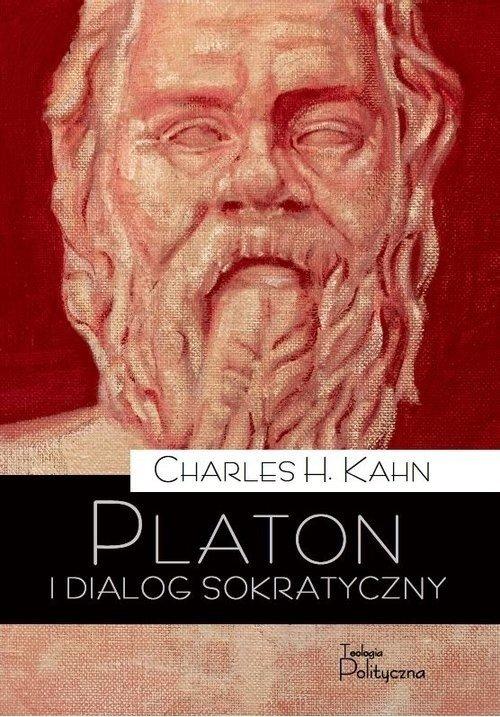 Platon i dialog sokratyczny - okładka książki