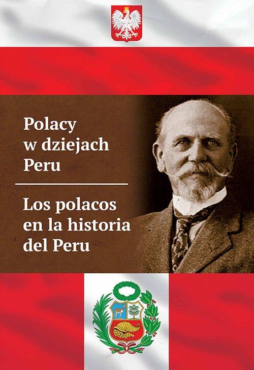 Polacy w dziejach Peru Los polacos - okładka książki