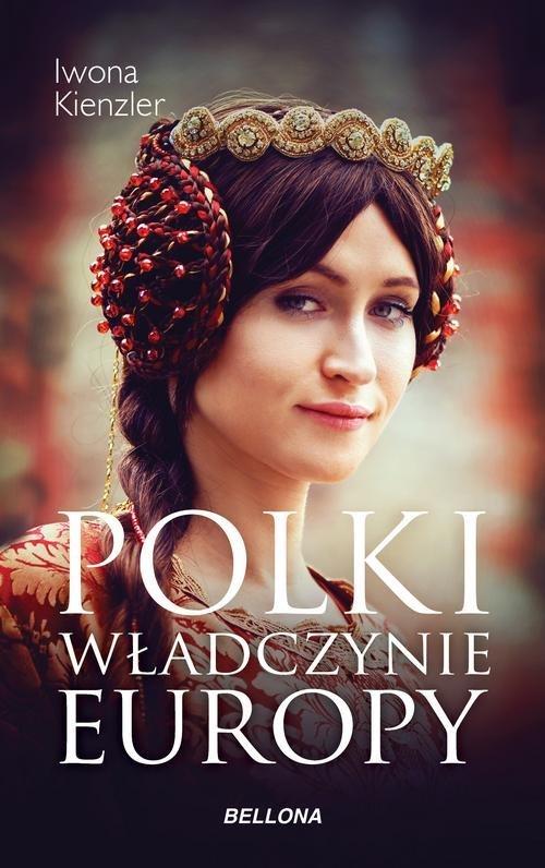 Polki Władczynie Europy - okładka książki