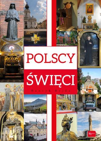 Polscy Święci - okładka książki