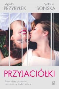 Przyjaciółki pocket - okładka książki