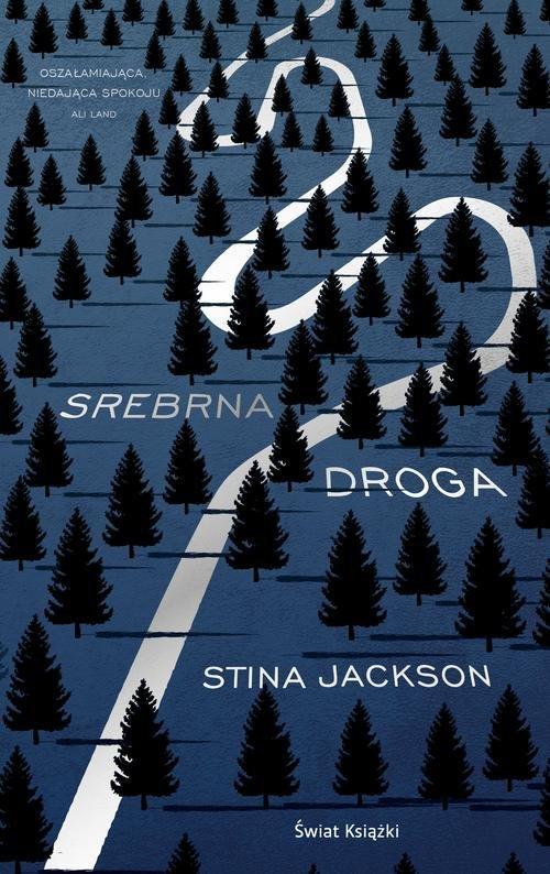 Srebrna droga - okładka książki