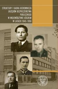Struktury i kadra kierownicza urzędów - okładka książki