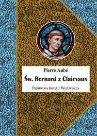 Św. Bernard z Clairvaux - okładka książki