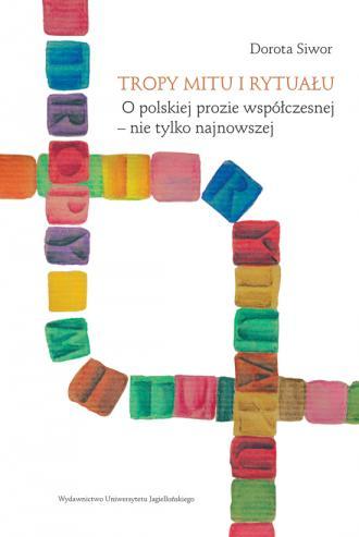 Tropy mitu i rytuału. O polskiej - okładka książki
