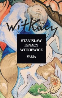 Varia - okładka książki