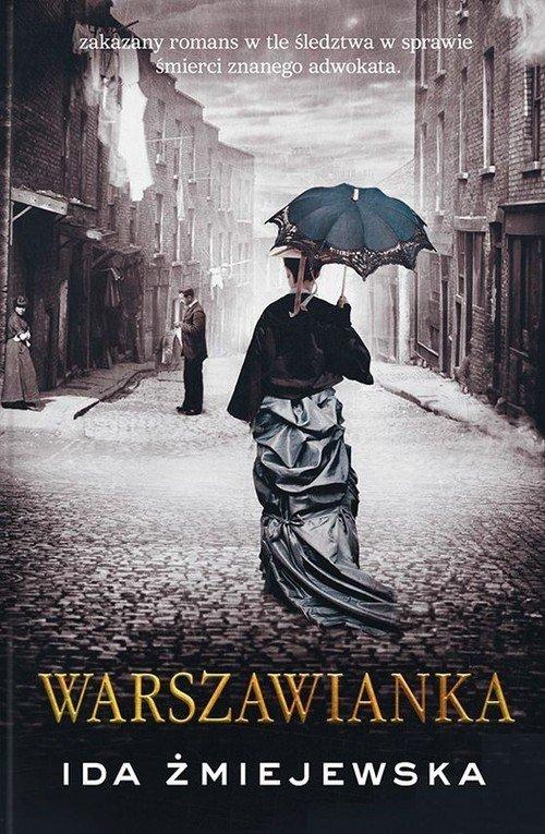 Warszawianka - okładka książki