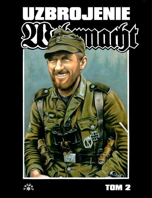 Wehrmacht. Uzbrojenie. Tom 2 - okładka książki