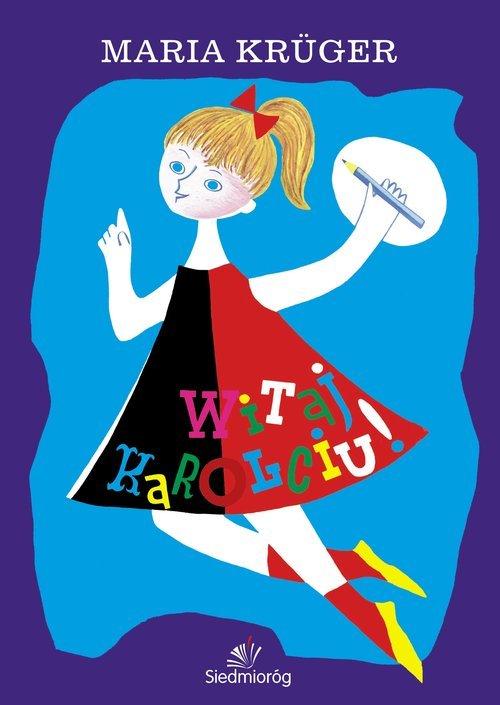 Witaj, Karolciu! - okładka podręcznika