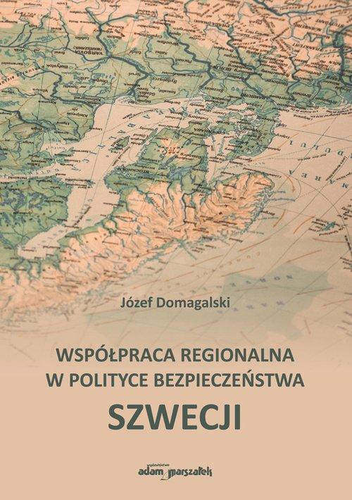 Współpraca regionalna w polityce - okładka książki