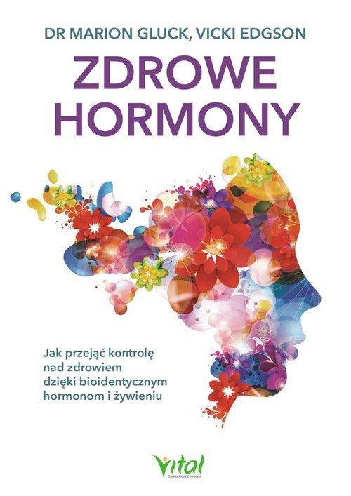 Zdrowe hormony - okładka książki