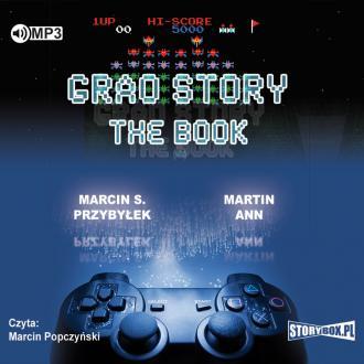 Grao story the book (CD mp3) - pudełko audiobooku