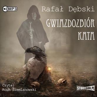 Gwiazdozbiór kata (CD mp3) - pudełko audiobooku