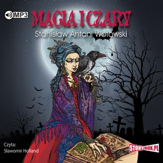 Magia i czary (CD mp3) - pudełko audiobooku