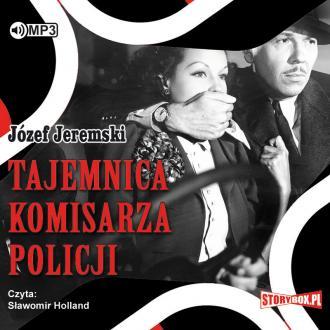 Tajemnica komisarza policji (CD - pudełko audiobooku