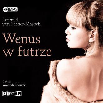 Wenus w futrze (CD mp3) - pudełko audiobooku