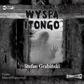 Wyspa Itongo (CD mp3) - pudełko audiobooku
