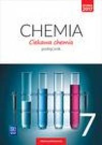 Chemia. Ciekawa chemia. Klasa 7. - okładka podręcznika