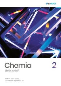 Chemia. Zbiór zadań. Matura 2020-2022. - okładka podręcznika