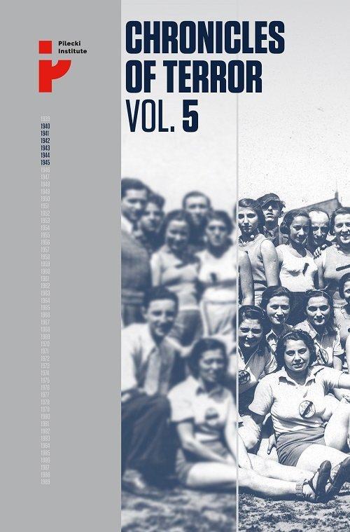 Chronicles of Terror Vol. 5. Auschwitz-Birkenau - okładka książki