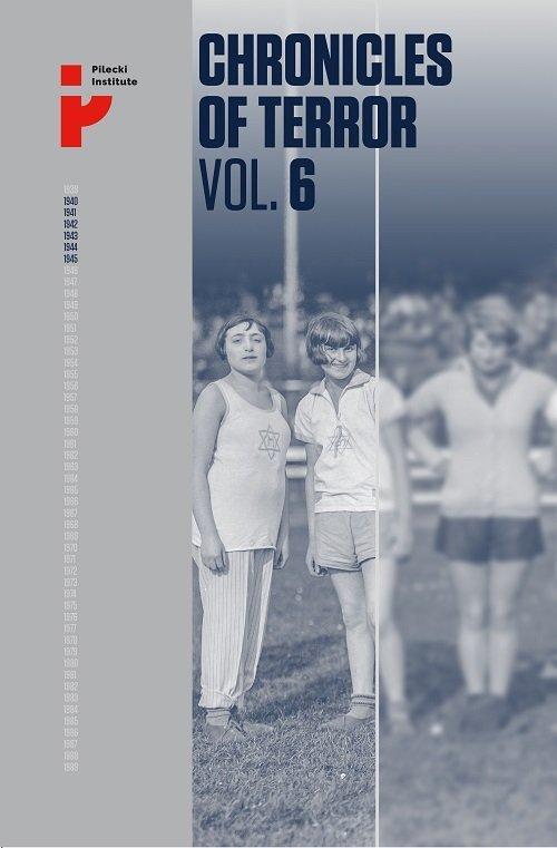 Chronicles of Terror Vol. 6. Auschwitz-Birkenau - okładka książki