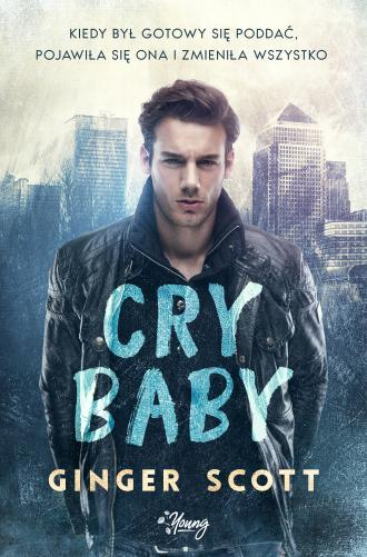 Cry baby - okładka książki